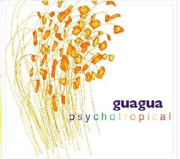 PSYCHOTROPICAL CD front cover